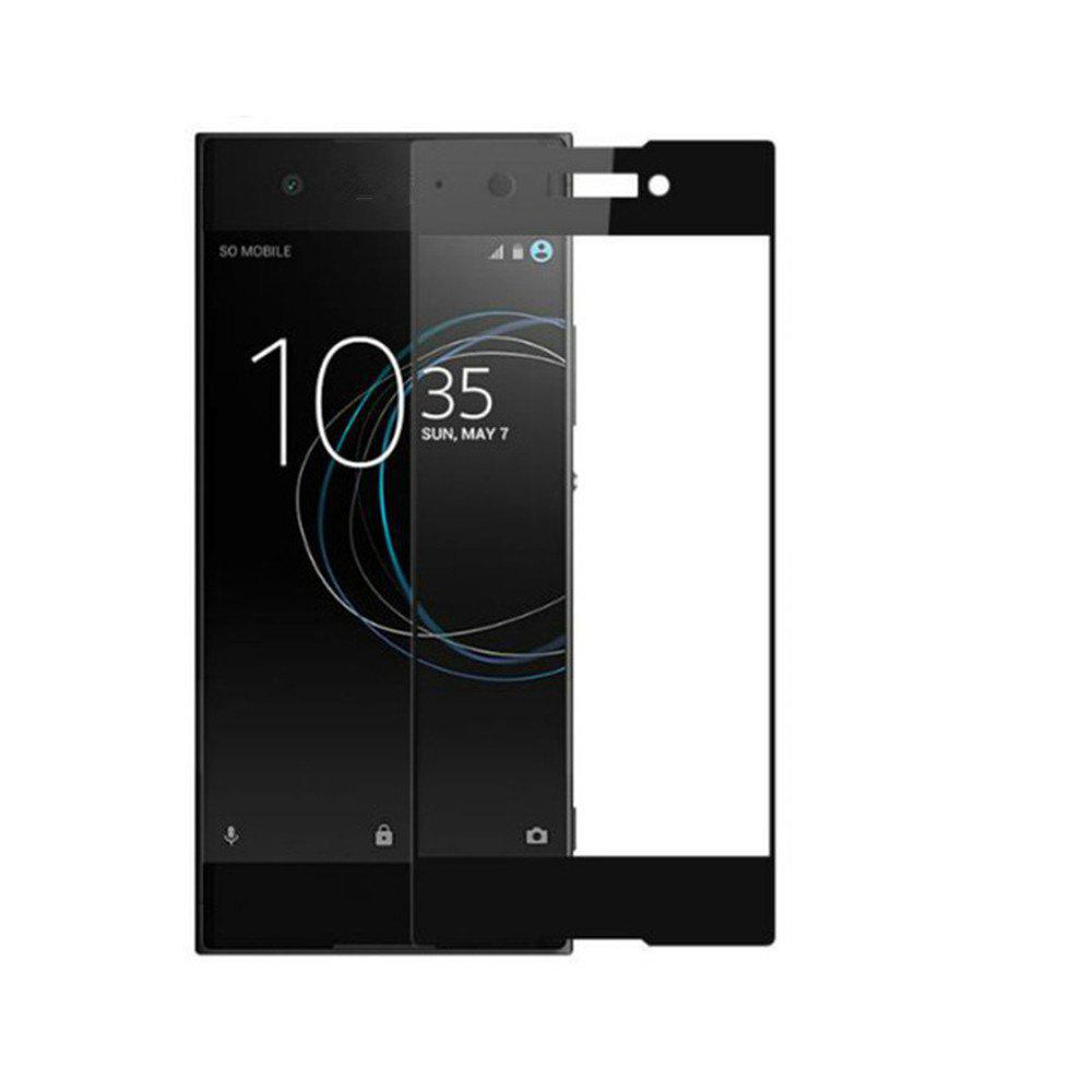 for SONY XA1 PLUS 9H High Definition Steel Protective Film - BLACK