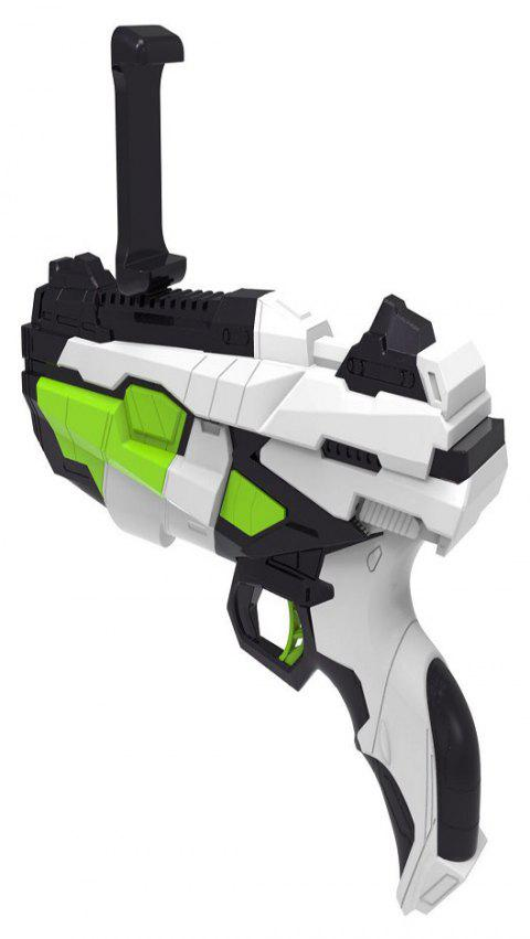 AR Smart  Adult Toy Children Puzzle Creative Game High-tech Magic Gun - WHITE