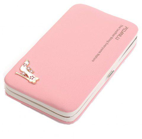 Phone Clutch Purse for Women - PINK