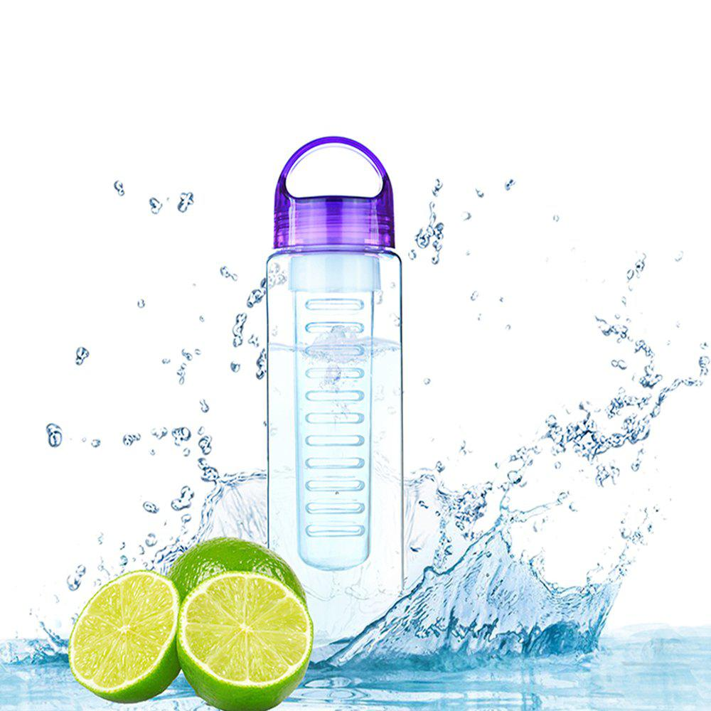 Fruit Juice Shaker Sports Water Cup Tour Hiking Portable Climbing Camp Bottle