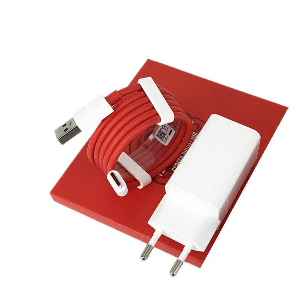 5V 4A Charging Wall USB C Cable Fast High Speed Data Sync Portable for OnePlus 5 - multicolor A