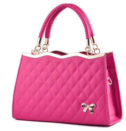 High Quality PU Leather Fashion Handbags for Women - ROGUE PINK