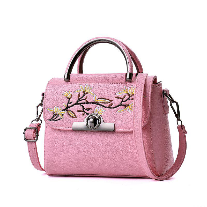 New Fashion PU Leather Lady for Handbag - PINK