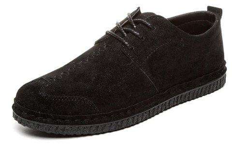 2018 Spring New Casual Shoes - BLACK 40