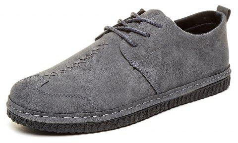 2018 Spring New Casual Shoes - GRAY 44