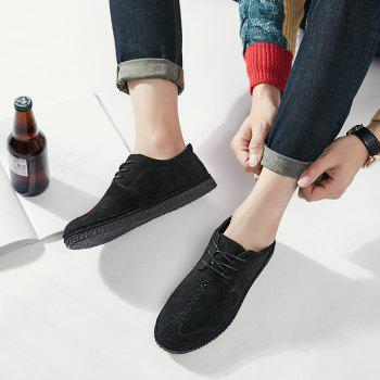 2018 Spring New Casual Shoes - BLACK 39