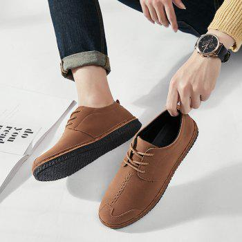 2018 Spring New Casual Shoes - YELLOW 42