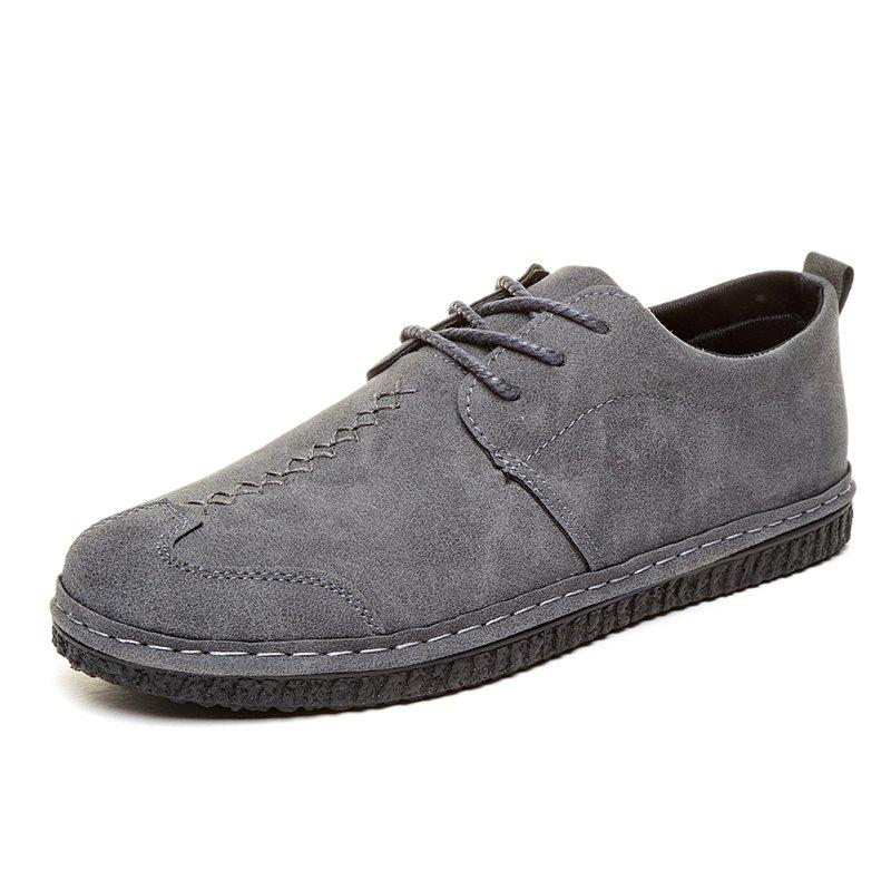 2018 Spring New Casual Shoes - GRAY 39