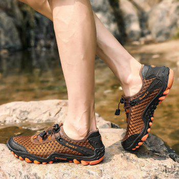 Lightweight Beach Swimming Breathable Sandals Shoes Comfort FlatsSneakers - PUCE 40