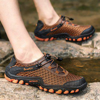 Lightweight Beach Swimming Breathable Sandals Shoes Comfort FlatsSneakers - PUCE 43