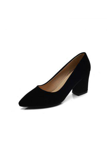 Commuter Heeled Shoes