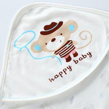 New Baby's Pure Cotton Bag Cover - WHITE