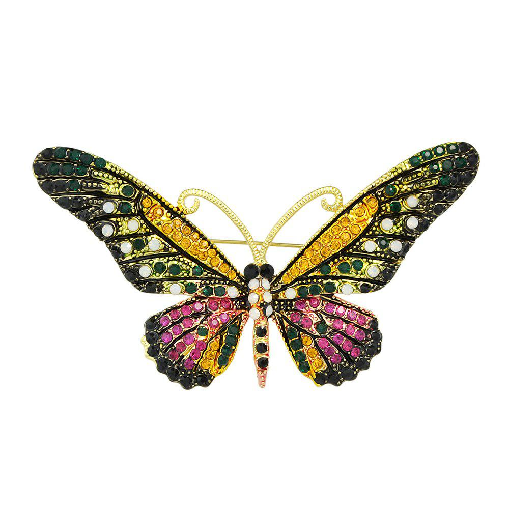Colorful Rhinestone Butterfly Brooch Pins For Women 4880 4800 head data cable 31 pins 2pc 30 pins 1pc 110cm long