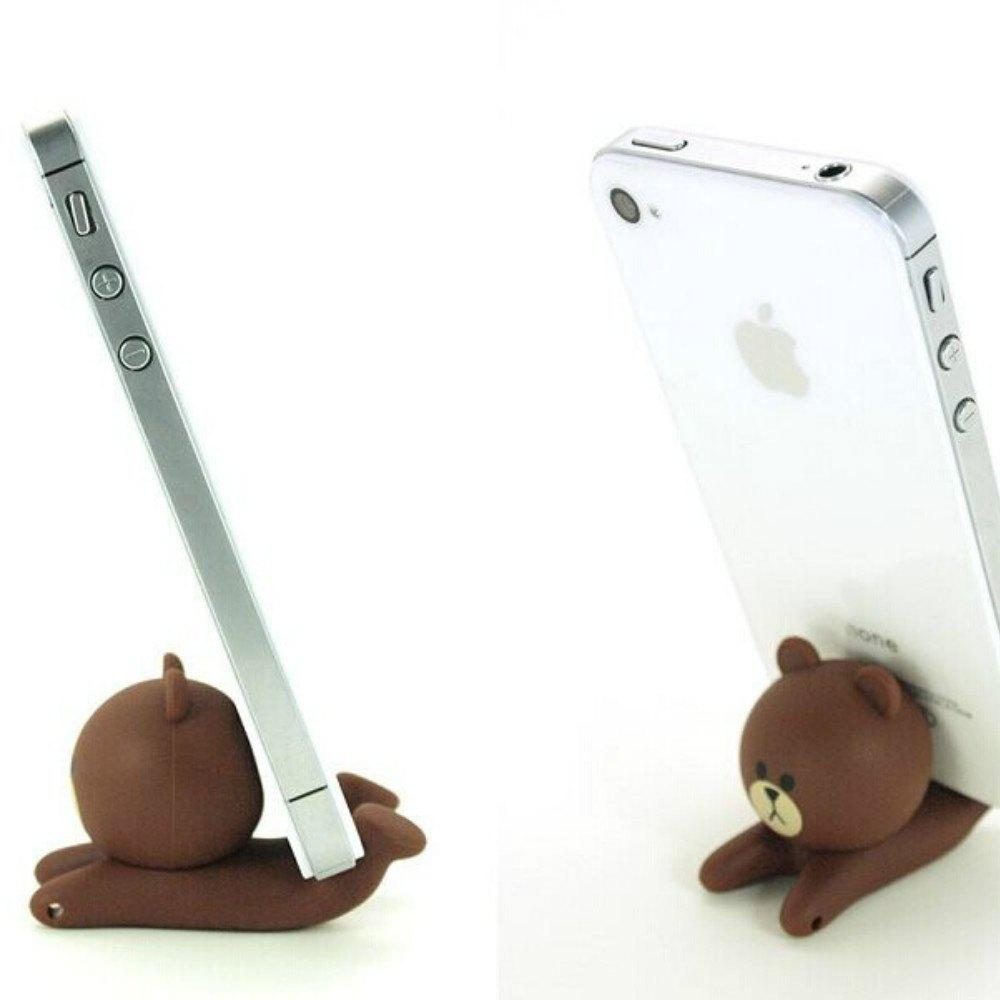 Multifunction Tablet PC Smartphone Mobile Phone Holder engineering plastic holder stand for cell phone tablet pc more orange