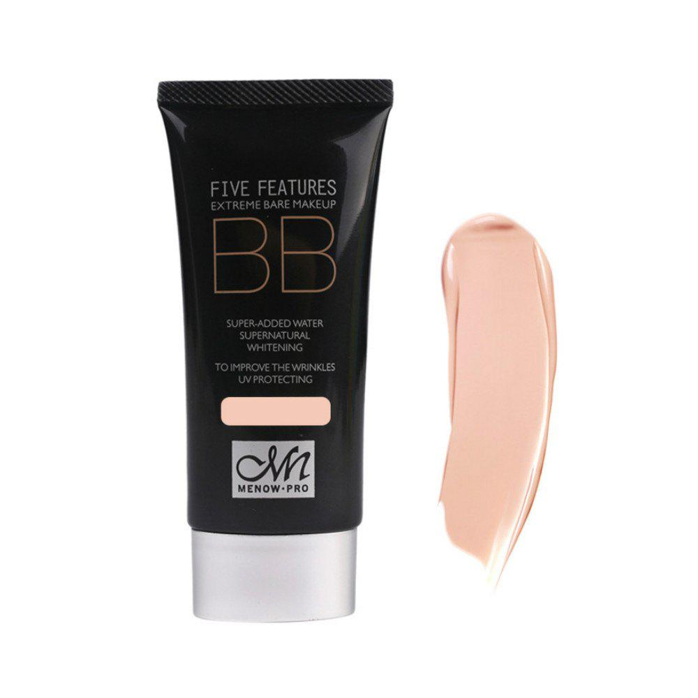 Menow Make Up Coverage Base Cosmetics Liquid Foundation Cream -