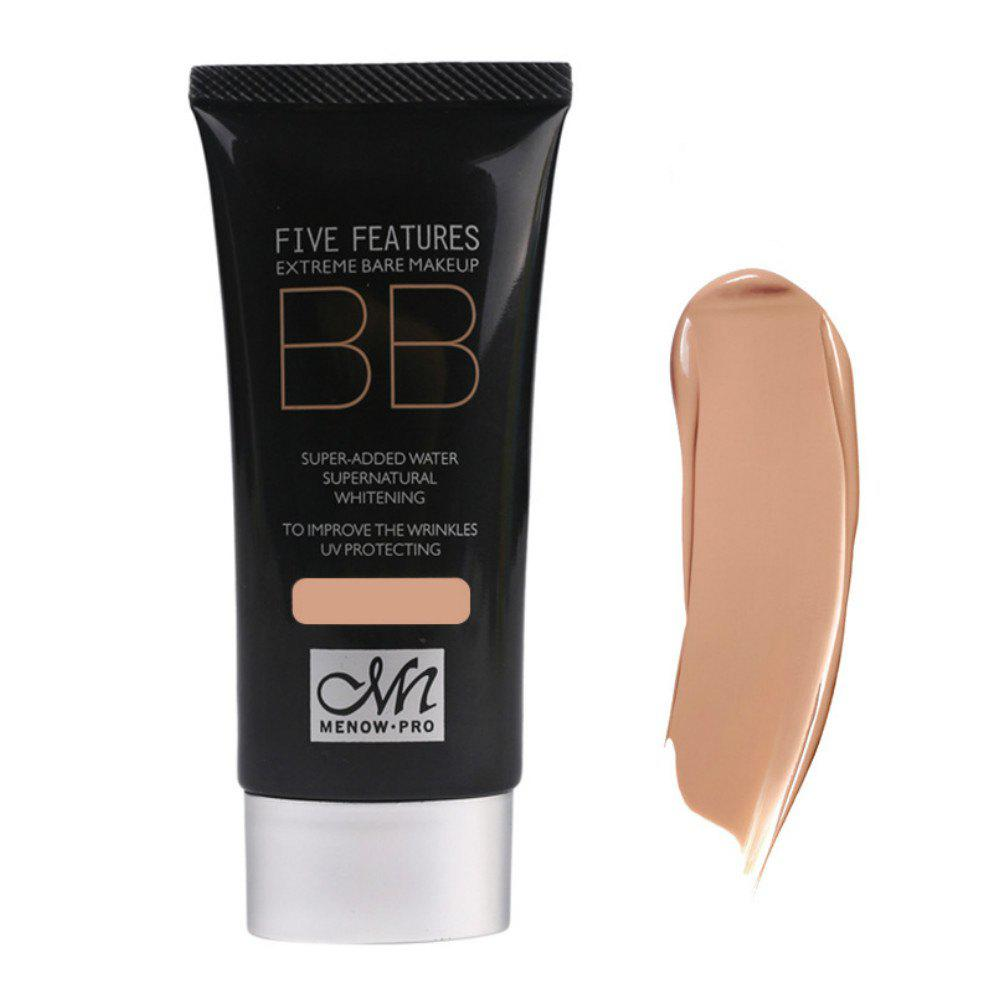 Menow Make Up Flawless Coverage Base Cosmetics Liquid Foundation Cream -