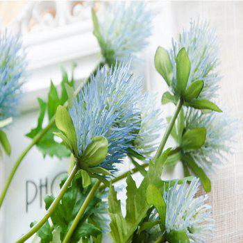 Home Furnishes Pronged Parsley Artificial Flower - LIGHT BLUE