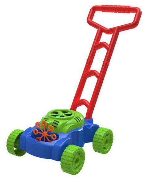 Kids Bubble Car Battery Operated Outdoor Fun Summer Toys - multicolor A