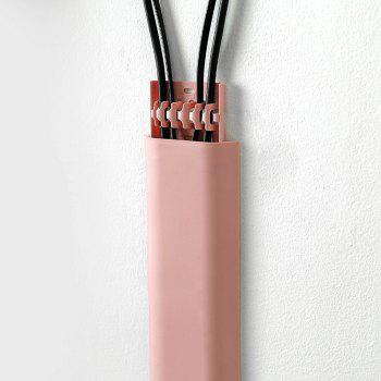 Cable Computer Line Storage Fixed Cable Manager - PINK