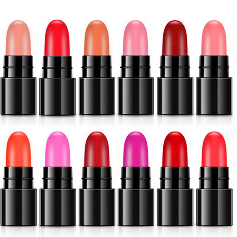 Фото - DQ106 12 Colour of Mini Protracted Lipsticks Easy to Make Up ladsoul 2018 women multifunction makeup organizer bag cosmetic bags large travel storage make up wash lm2136 g