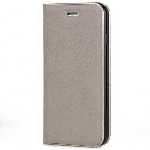 for iPhone 7/8  Case Kickstand Feature Card Slots and Magnetic - PLATINUM