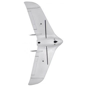 C1 Chaser 1200mm Wingspan EPO Flying Wing FPV Racer Aircraft RC Airplane KIT - WHITE