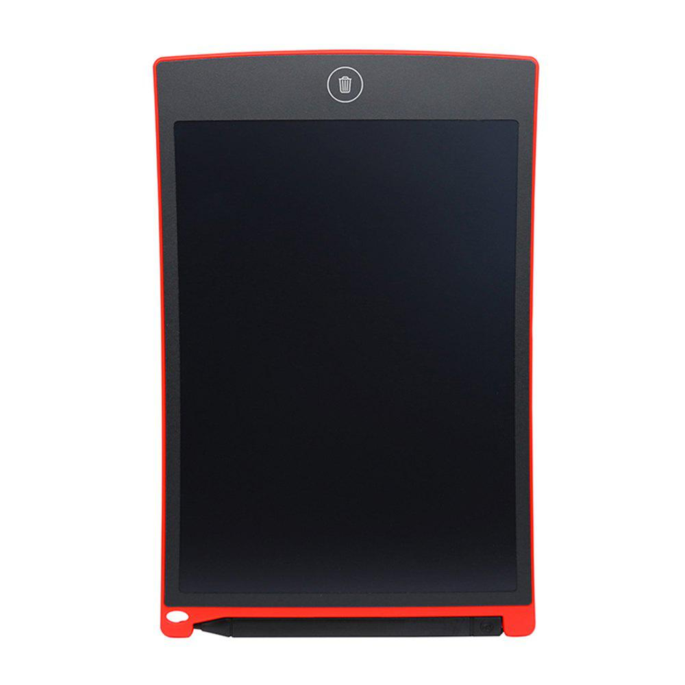 8.5 inch Writing Tablet with Pen - RED