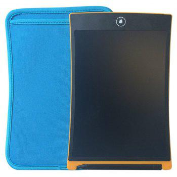 Special Protective Cover for 8.5 / 12 Inches Writing Tablet - GLACIAL BLUE ICE 29.5CM