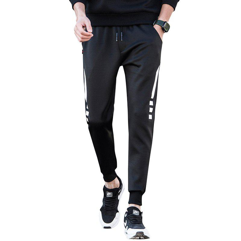Bounce Pants Jogging Pants - BLACK L