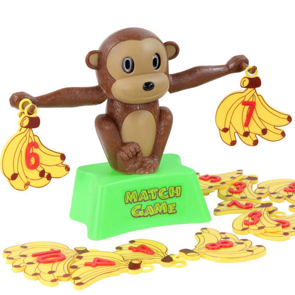 Board Game Educational Science Toys Parent-child Interaction cool educational toys dump monkey falling monkeys board game kids birthday gifts family interaction board game toys for children
