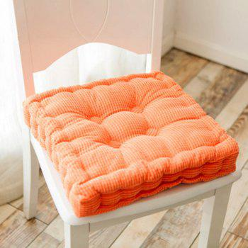Cushion Seat Anti-Slide Nine Pins - ORANGE
