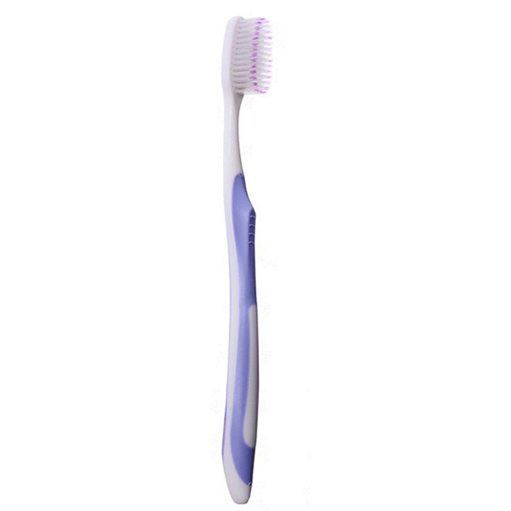 Adult Boxed Soft Toothbrush - LAVENDER BLUE