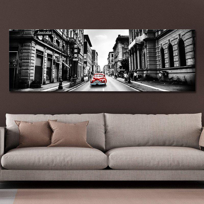 MY43-XDZS - 114 Photography European Style Retro City Scenery Print Art