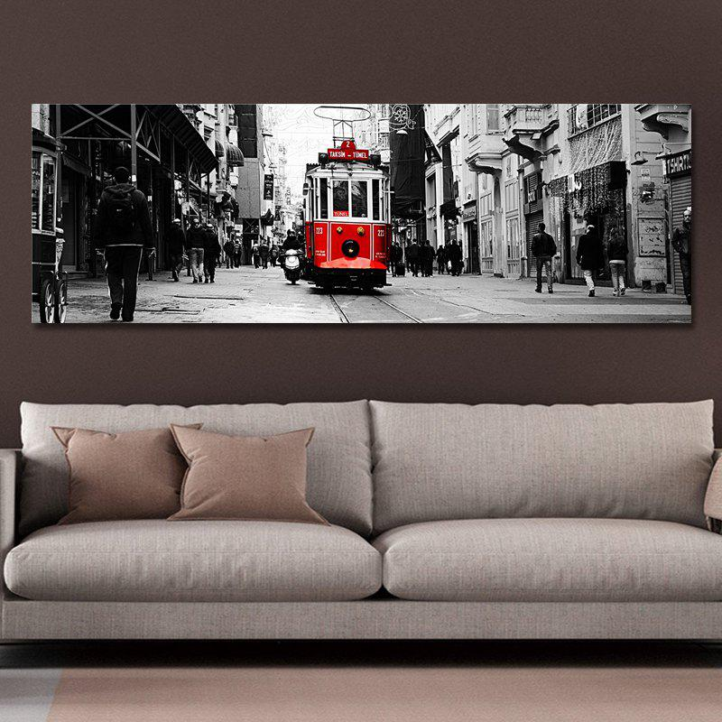 MY43-XDZS - 115 European Style Retro City Scenery Print Art