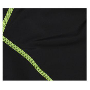 Breathable and Quick-drying Elastic Waist Pants - GREEN S