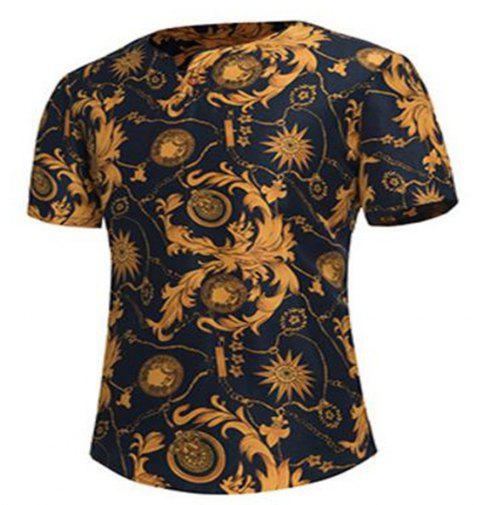 New  Summer  Men's  Shirt - SEDONA M
