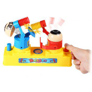 Creative Hammering Contest Battle Game Parent-child Interactive Funny Toy - multicolor