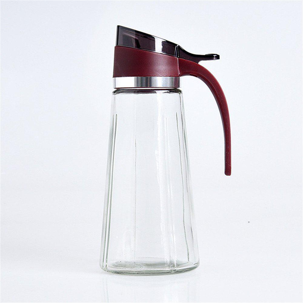 500 ML Oil Pot Glass Seasoning Bottle clear seasoning bottle