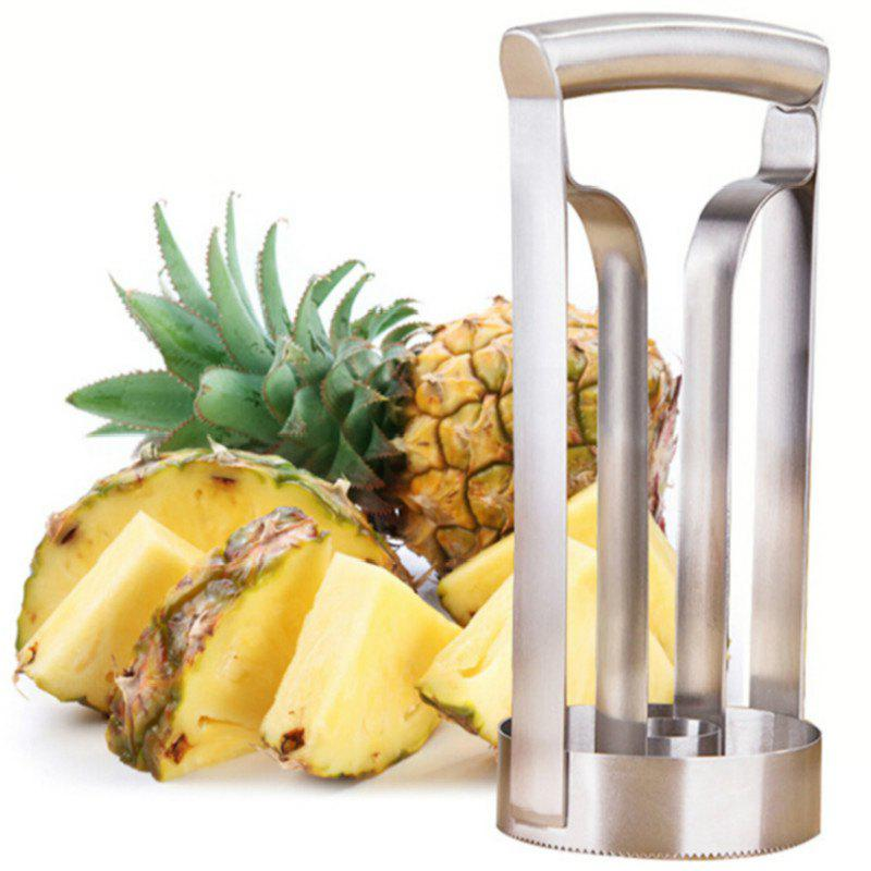 Kitchen Accessory Stainless Steel Pineapple Peeler Device stainless steel pineapple peeler