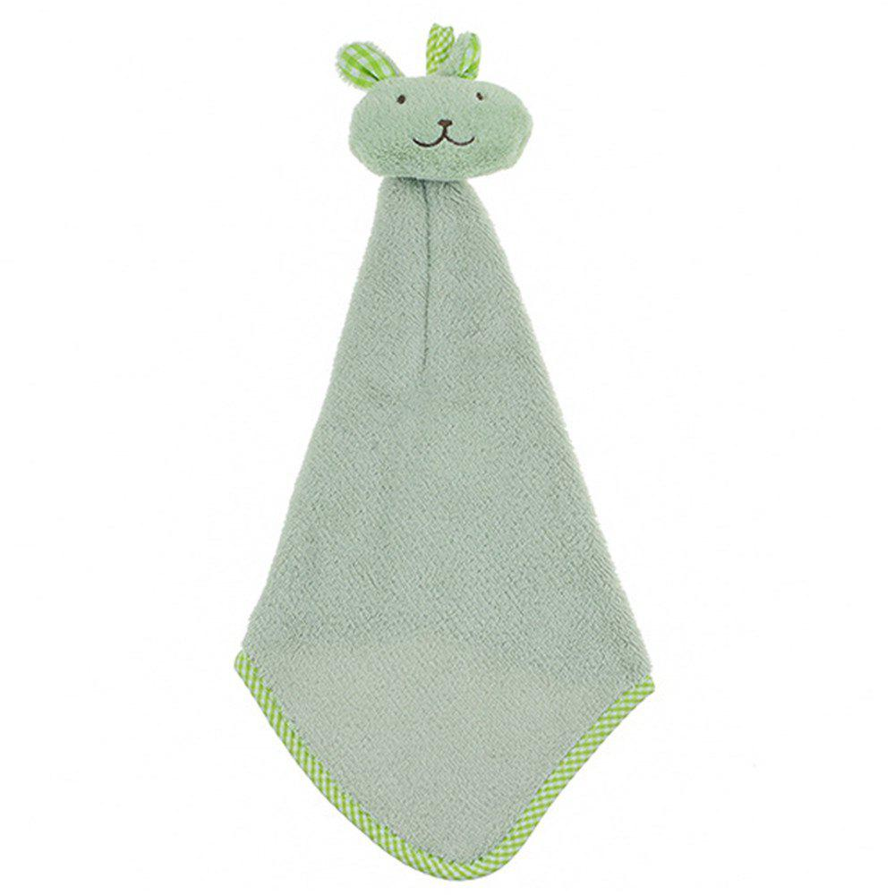 Kitchen Bathroom Hanger Towel - AVOCADO GREEN
