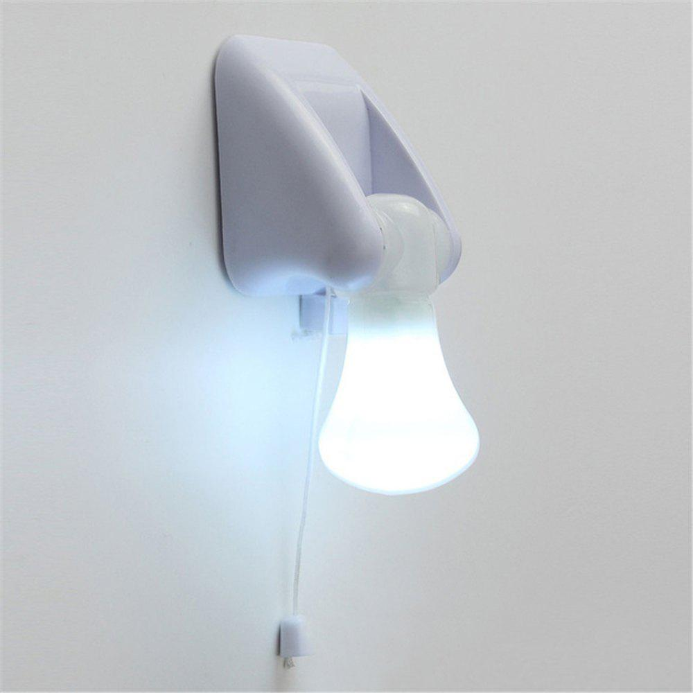 Convenient 3-LED Night Light - WHITE