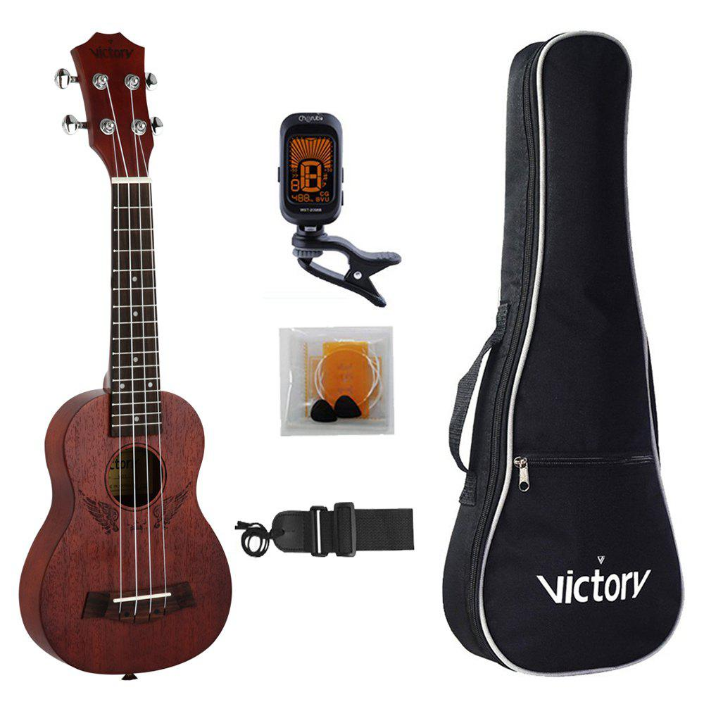Concert Ukulele Angel 23 inch Mahogany Material for Beginner Kit 26inch ukulele hawaiian 4 strings mini guitar mahogany for beginner player