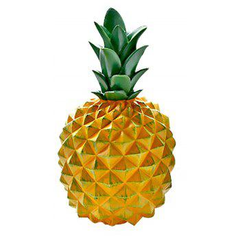 WX-011704 Modern Minimalist Pineapple Living Room Decoration - GREEN SIZE S