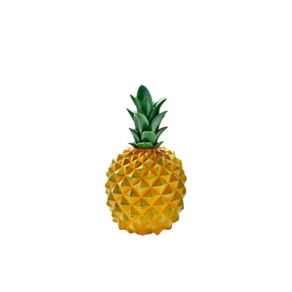 WX-011704 Modern Minimalist Pineapple Living Room Decoration - GREEN SIZE M