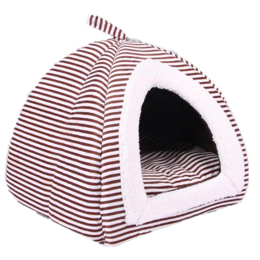 Pet Supplies Teddy Mongolia Bag Tent Pet Nest - multicolor A