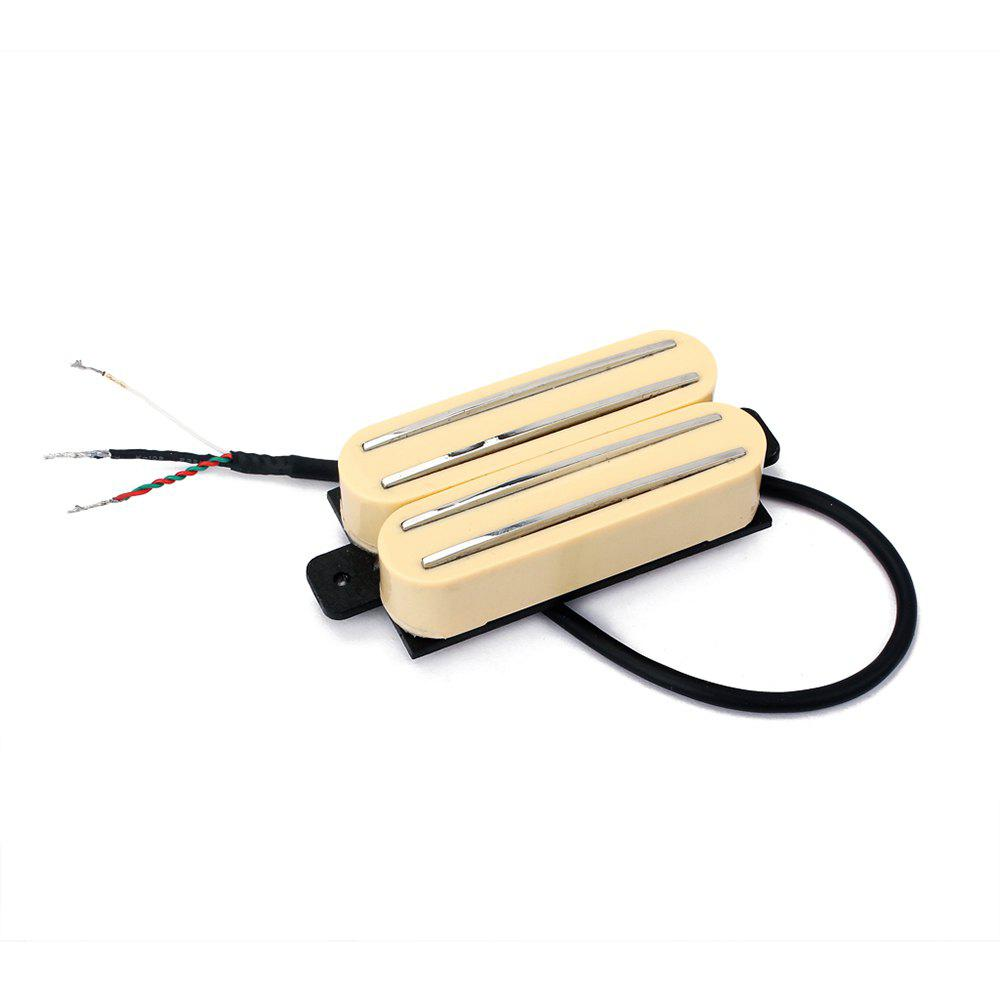 New Quad Hot Rail Humbucking Pickup Fit for TL ST Electric Guitar 2 maple guitar neck 22 fret full fret job nut neck for st tl replacement with nut 42