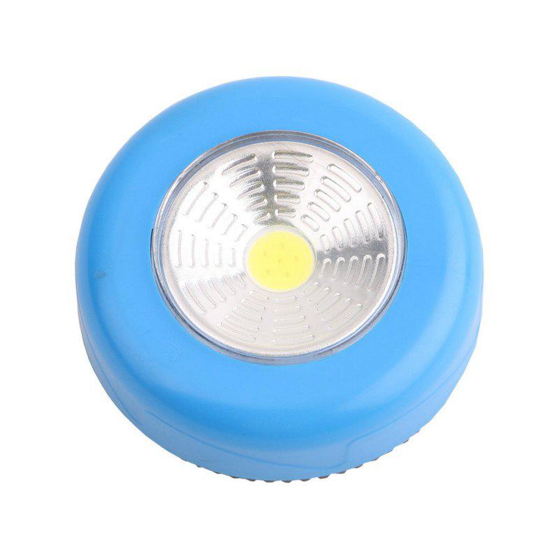 Multi-Function Portable Mini COB LED Night Light Use AAA Batteries