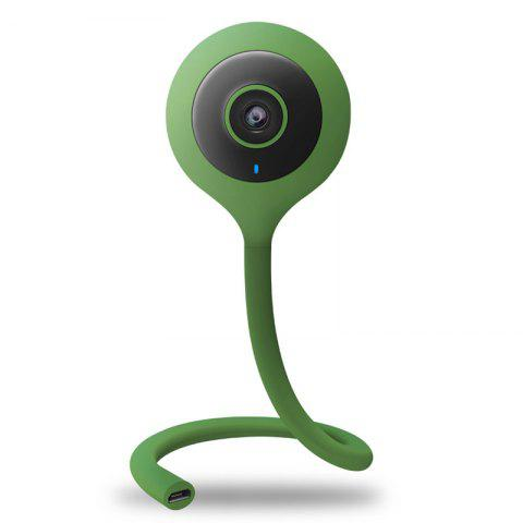 720P Wireless Mini Flexible Camcorder Monitor - FOREST GREEN