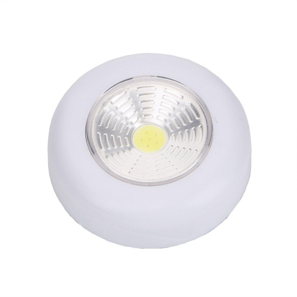 YWXLight Mini COB LED Cabinet Camping Lighting Emergency Night light - WHITE