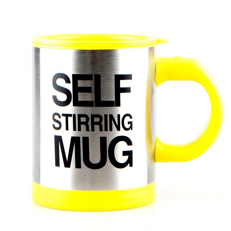 BALDR Mug Automatic Electric Lazy Self Stirring Mug Coffee Milk